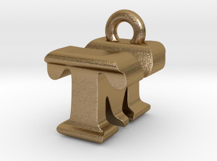 3D Monogram - TMF1 3d printed