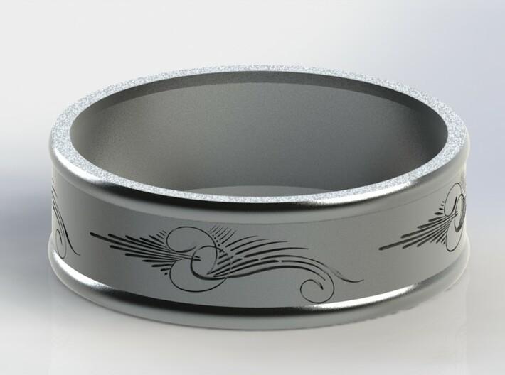 Pinstripper Ring 2 3d printed