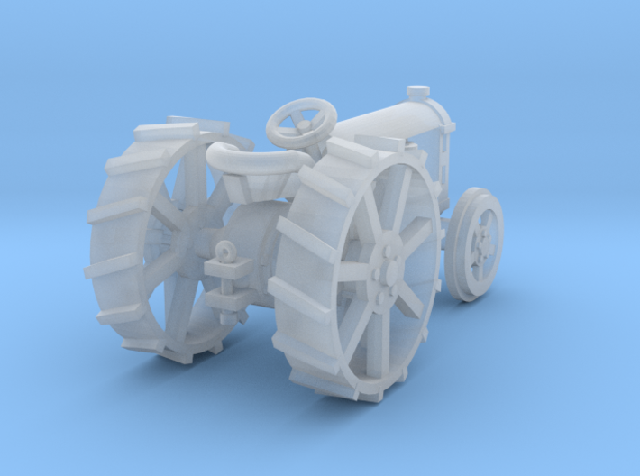 Fordson Tractor N Scale 3d printed