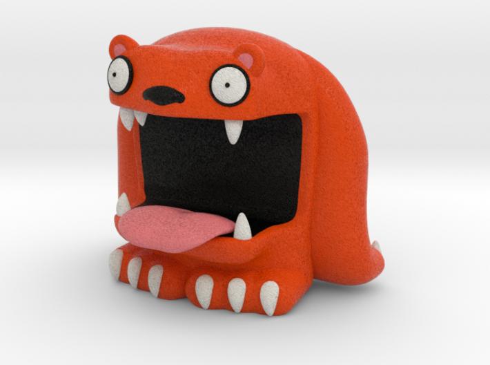 Mini Manic Bear 3d printed