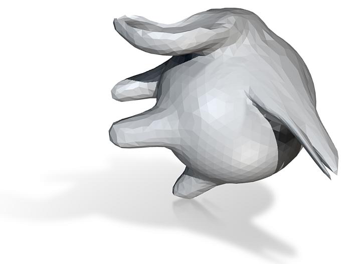 elefánt:d 3d printed