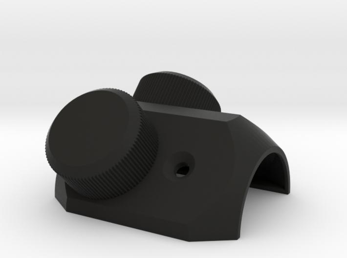 4X20 Scope Adjuster Assembled 3d printed