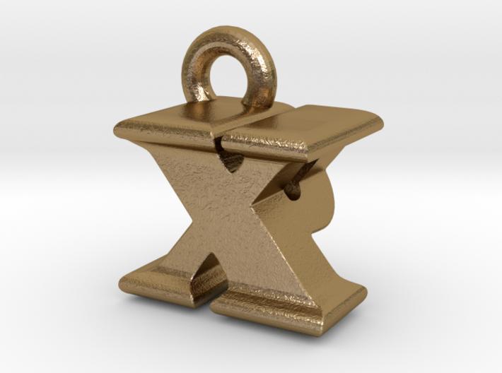 3D Monogram - XPF1 3d printed