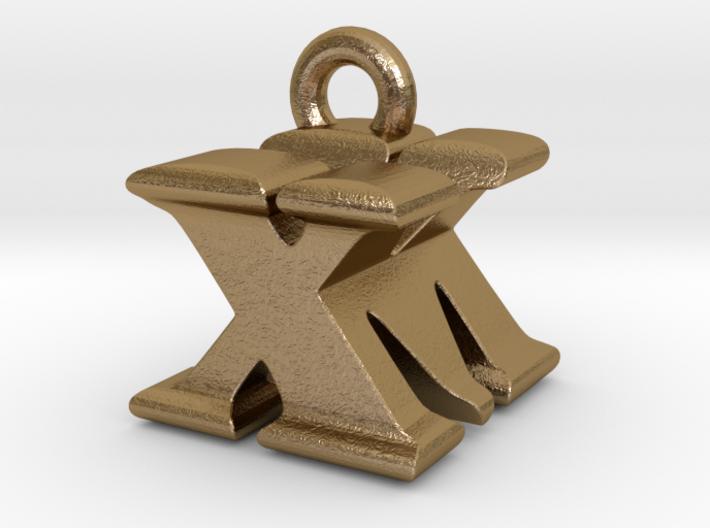 3D Monogram - XMF1 3d printed