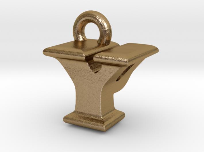3D Monogram - YPF1 3d printed