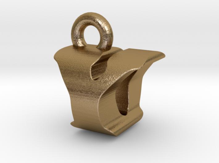 3D Monogram - YOF1 3d printed