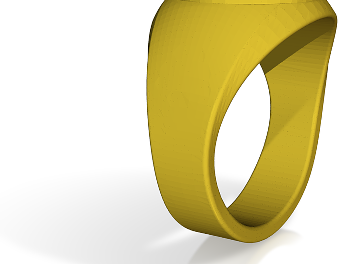 Tagpro Ring 3d printed