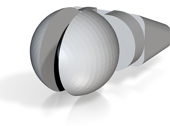 MDD Wrist Replacement Ball 3d printed