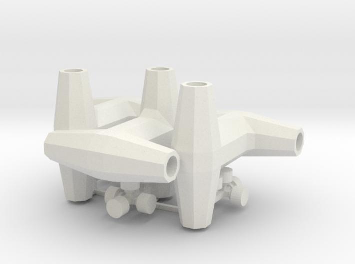 HO/1:87 Dolos 3m x3 kit 3d printed