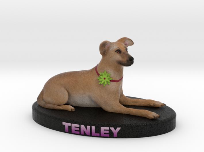 Custom Dog Figurine - Tenley 3d printed