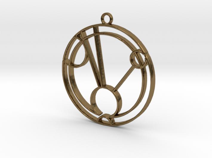Faith - Necklace 3d printed