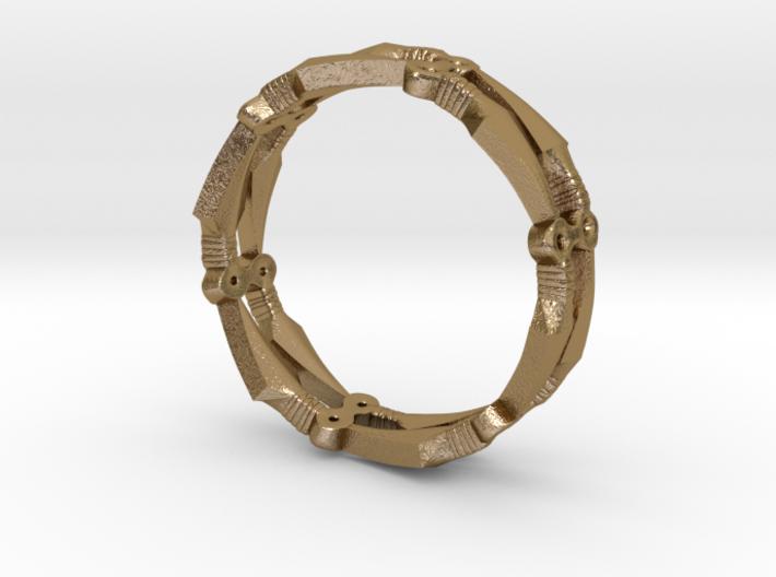Kunai Ring - EU Size 57 3d printed