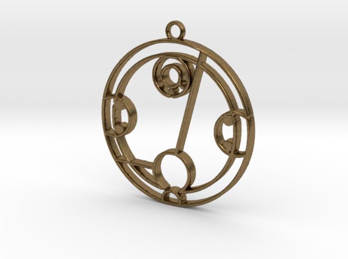 Hayley - Necklace 3d printed