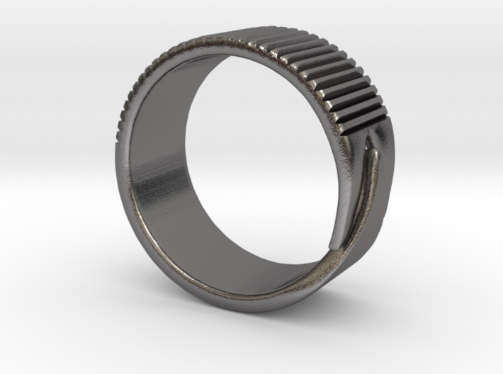 Rift Ring - EU Size 58 3d printed