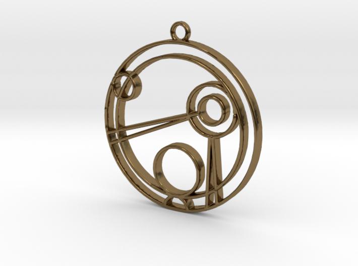 Jamie - Necklace 3d printed
