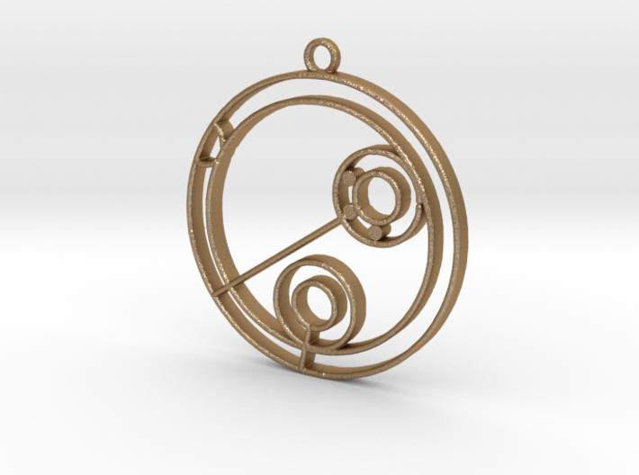 Julia - Necklace 3d printed