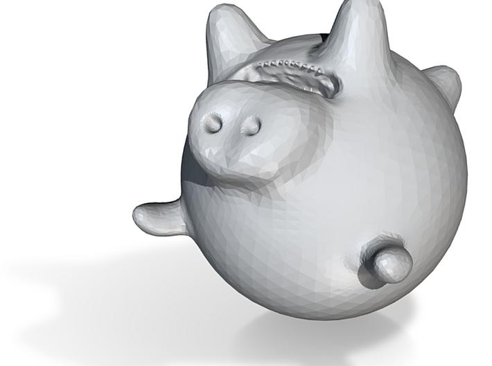 Mr.Pig 3d printed