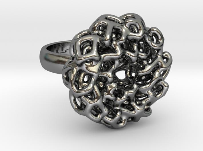PERLA ring 3d printed