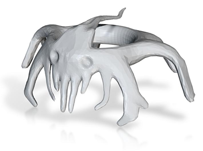 Ring Beast 3d printed