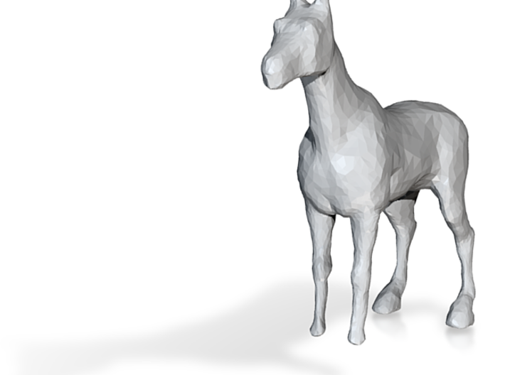 horse_10 3d printed
