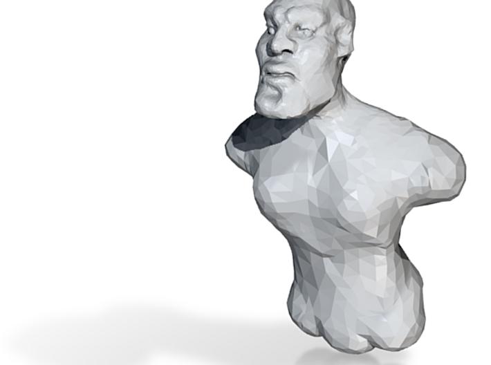 man_03 3d printed