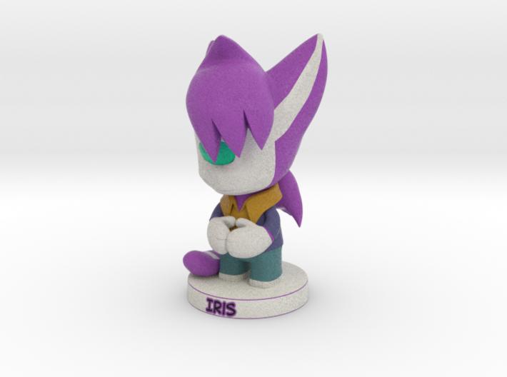 Iris 6CM 3d printed