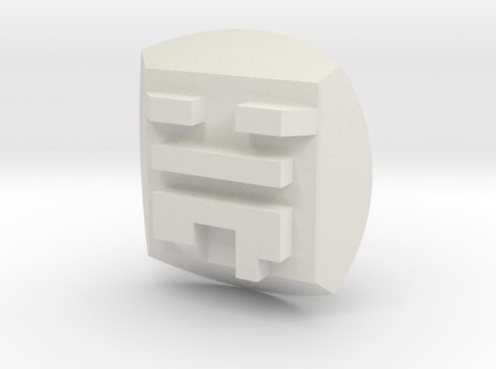 Bionicle - Nuva Symbol - Air 3d printed