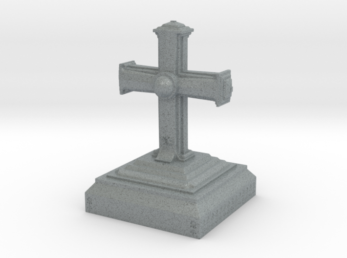 The Cross 3d printed
