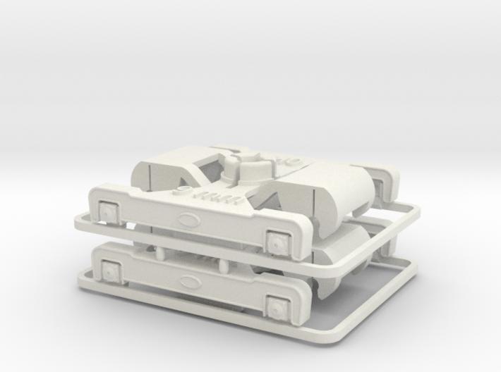 DG 4r LKD 9 mm 3d printed