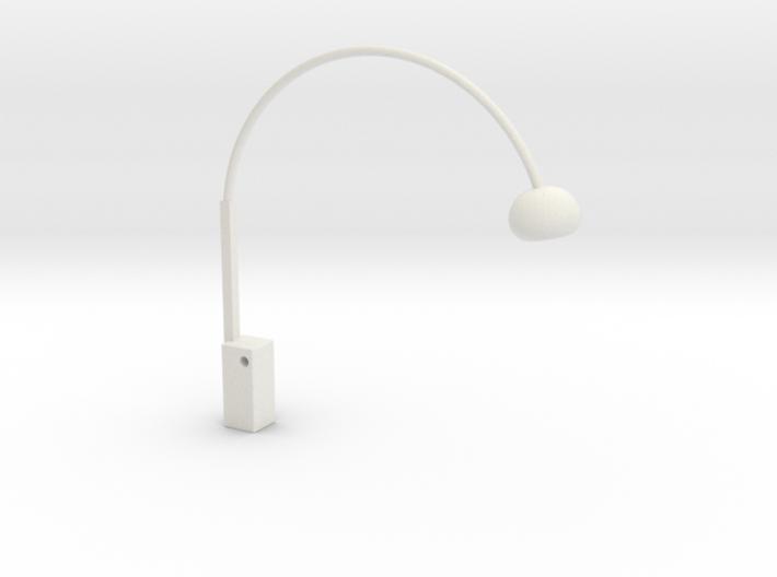 1:48 Arco Floor Lamp 3d printed