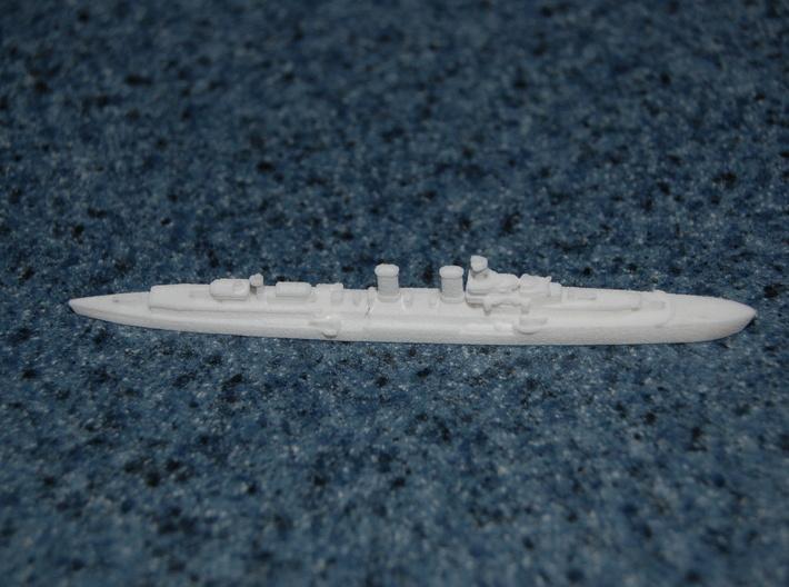 Emden  1/1800 3d printed WSF