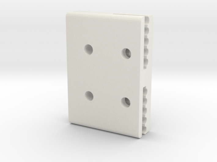 Xcarriagebeltclamp Fixed 3d printed