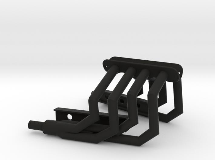 Exhaust manifold for Sprint2 Drift rod 3d printed