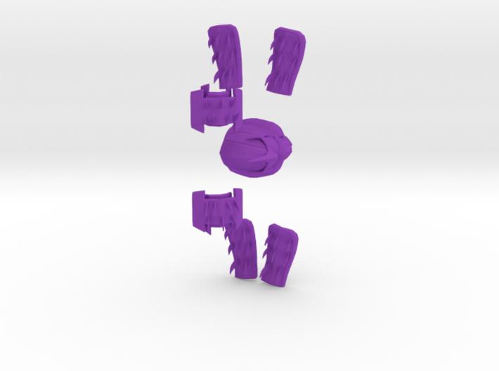 Shredderkit 3d printed