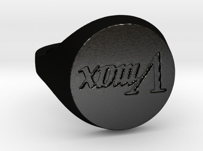 Bague Vmax (ShapeJS) T54 3d printed
