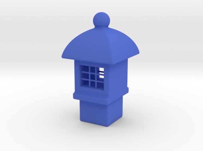 Spirit House - Tardis 3d printed