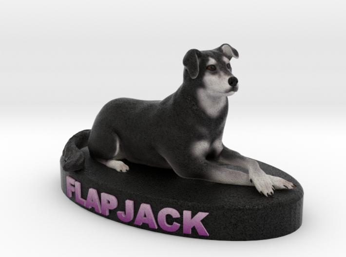Custom Dog Figurine - Flapjack 3d printed