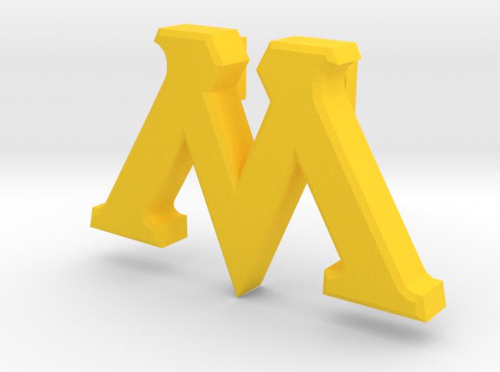 M Pin (No Hole) 3d printed