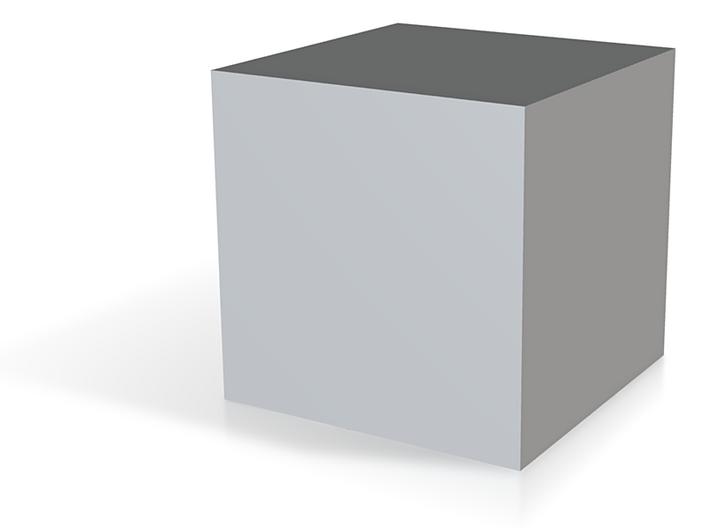 Plain Uploads Millimeters 3d printed