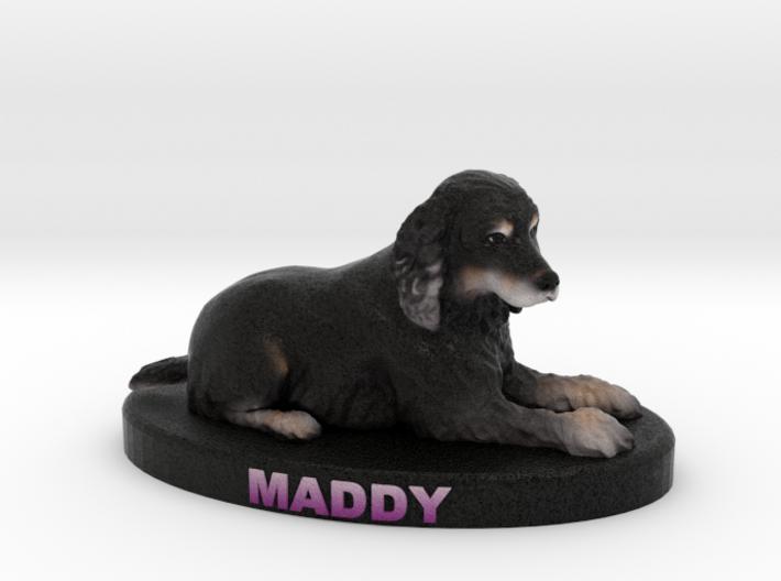 Custom Dog Figurine - Maddy 3d printed