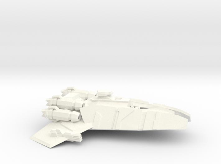 Pugilist Class Cruiser 3d printed