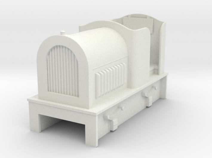 O9 diesel loco 7 3d printed