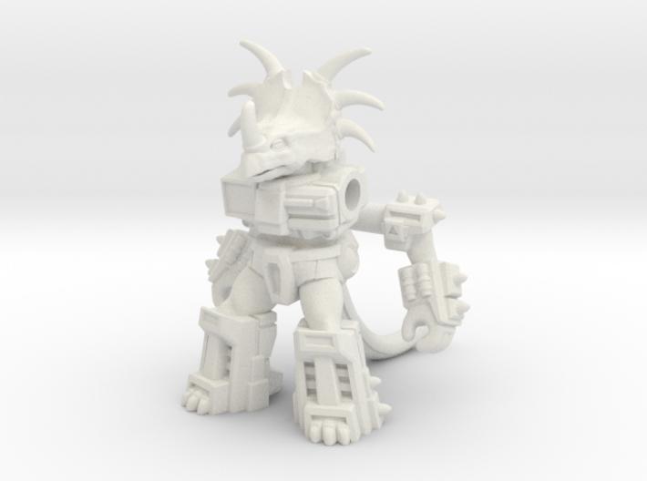 Raucous 'Racosaur 3d printed