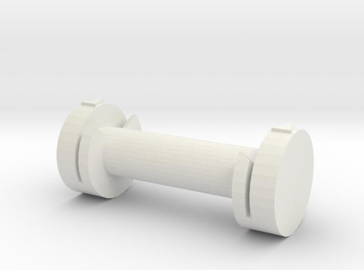 The EAR-BONE (only in Elasto-Plastic) 3d printed