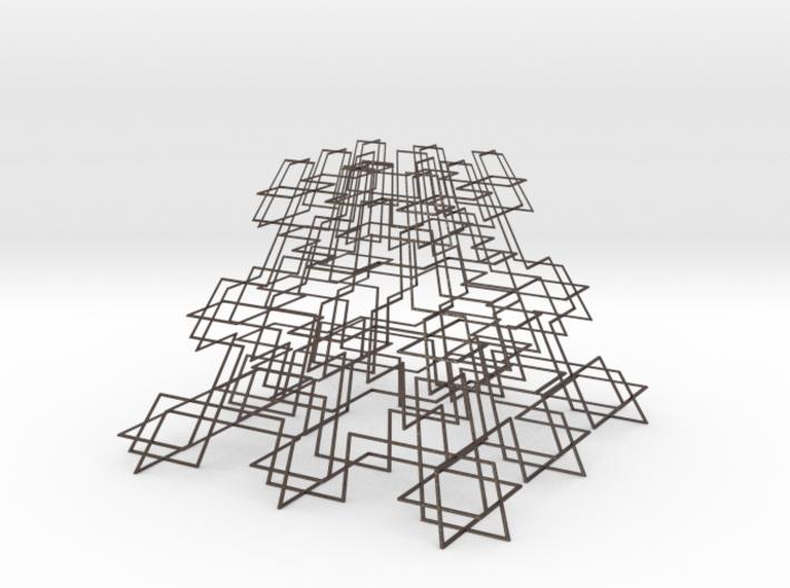 Lampe Pyramide 3d printed