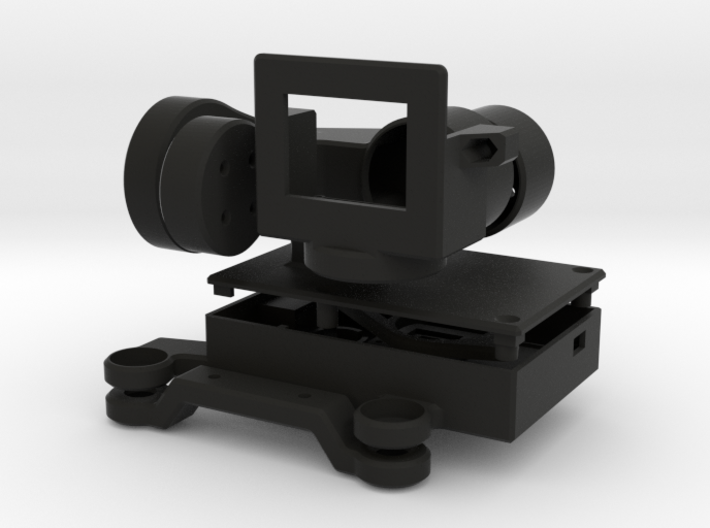GimbalV2(4) 3d printed