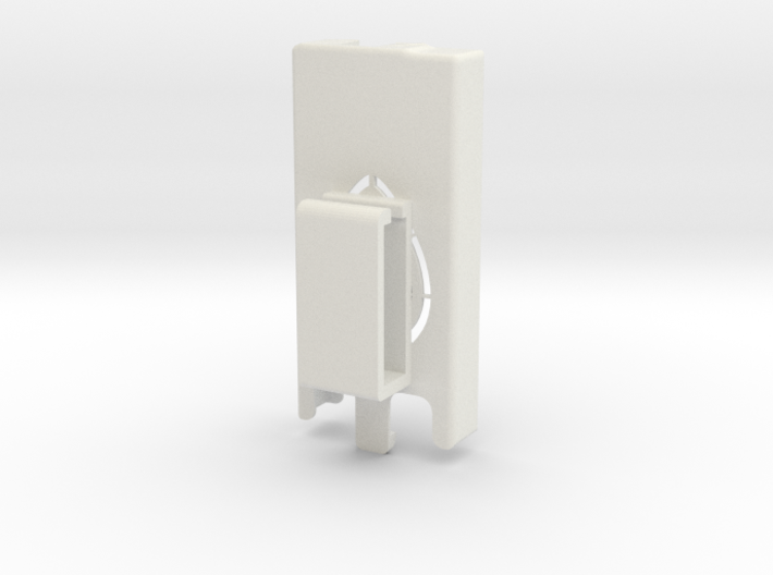Dexcom Case w/Belt Clip SLIM 3d printed Dexcom Case with Belt Clip