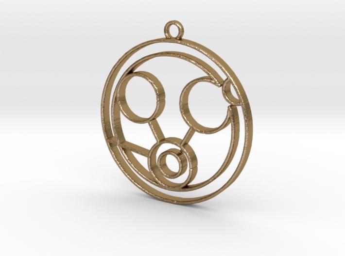 Megan - Necklace 3d printed