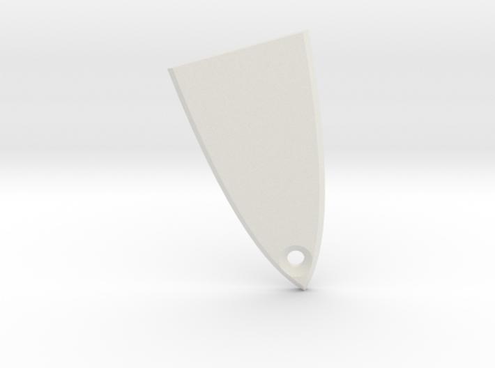 ESP/LTD Truss Rod Cover 3d printed