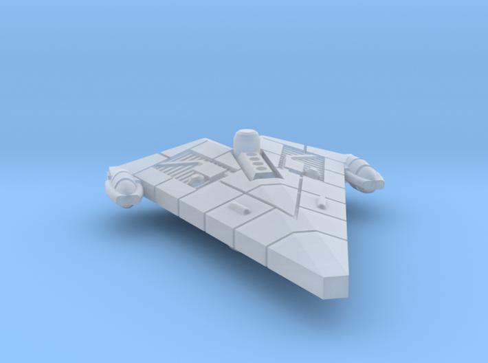 Orion (KON) Corvette 3d printed